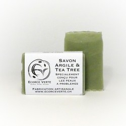 Savon Argile & Tea Tree